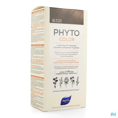 PHYTOCOLOR 6 BLOND FONCE