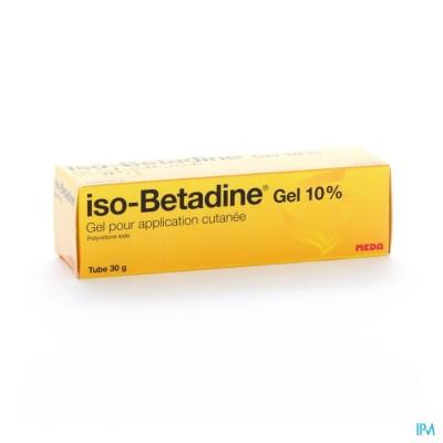 ISO BETADINE GEL  TUBE 30 G
