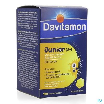DAVITAMON JUNIOR BANAAN    COMP 120
