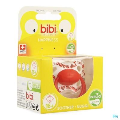 BIBI FOPSPEEN HP NATURAL LOVE MAMA/PAPA BEST 6-16M