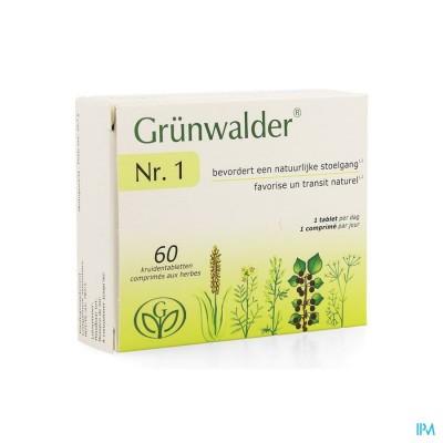 GRUNWALDER 1 STOELGANG                     COMP 60