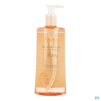 AVENE BODY DOUCHEGEL ZACHT    500ML VERV.3117538