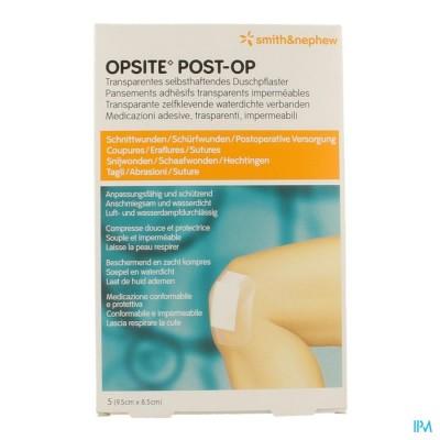 OPSITE POST OP N  9,5CMX 8,5CM   5 0314
