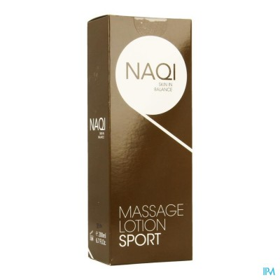 NAQI MASSAGE LOTION SPORT NF  200ML