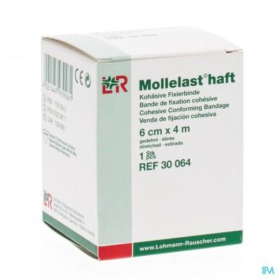 Mollelast Haft Windel Elast Adh 6cmx 4m 30064