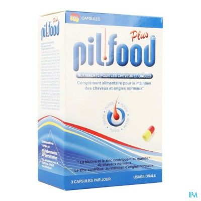 Pilfood Plus Caps 180