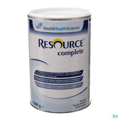 Resource Compleet Pdr 1300g