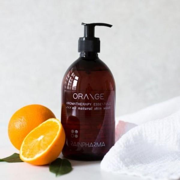 Rainpharma Skin Wash Orange 500ml