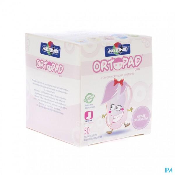 Ortopad Junior For Girls Oogpleister 50 73221