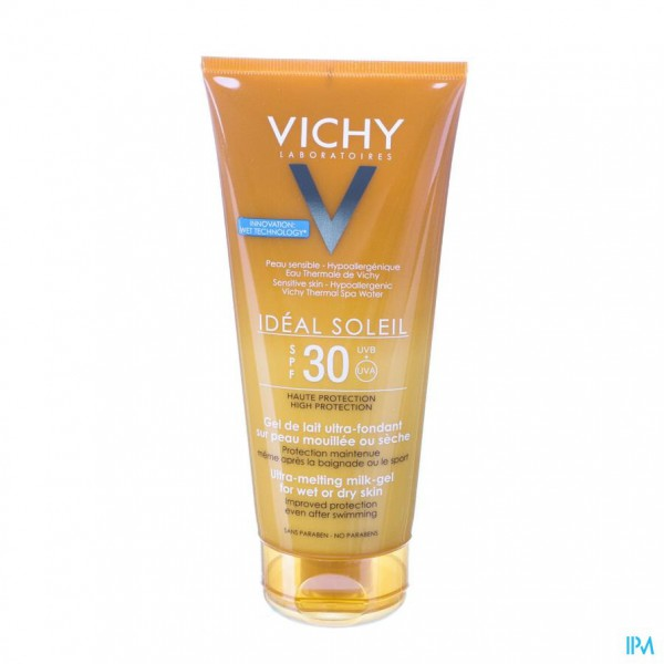 Vichy Cap Id Sol Ip30 Melk Gel Ultra Smelt. 200ml