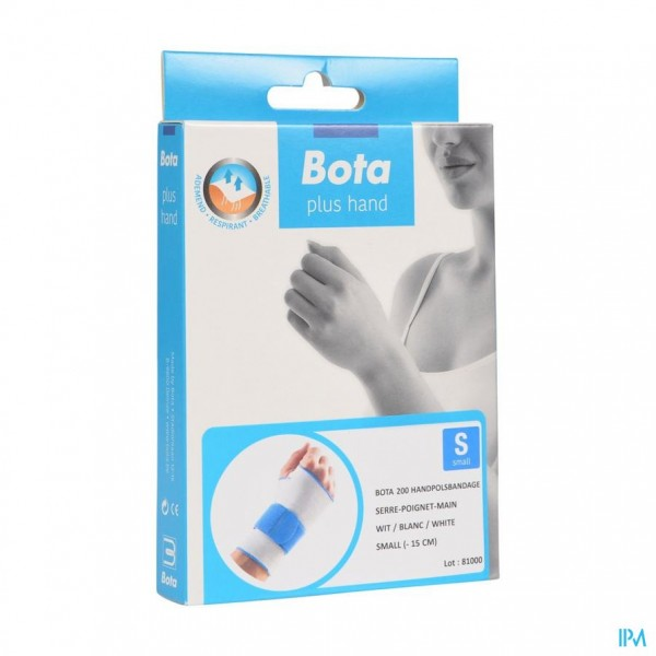 Bota Handpolsband 200 White S