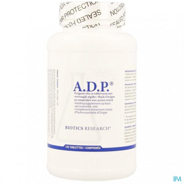 ADP BIOTICS                    COMP 120
