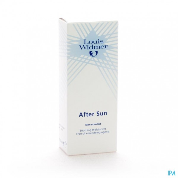 WIDMER SUN AFTER SUN LOTION N/PARF           150ML