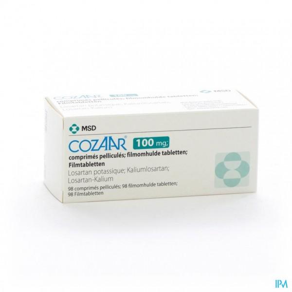 COZAAR COMP 98X100MG
