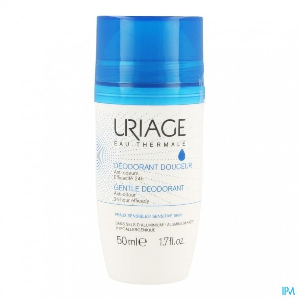 URIAGE DEO ZACHT GEV H ROLL-ON 50ML