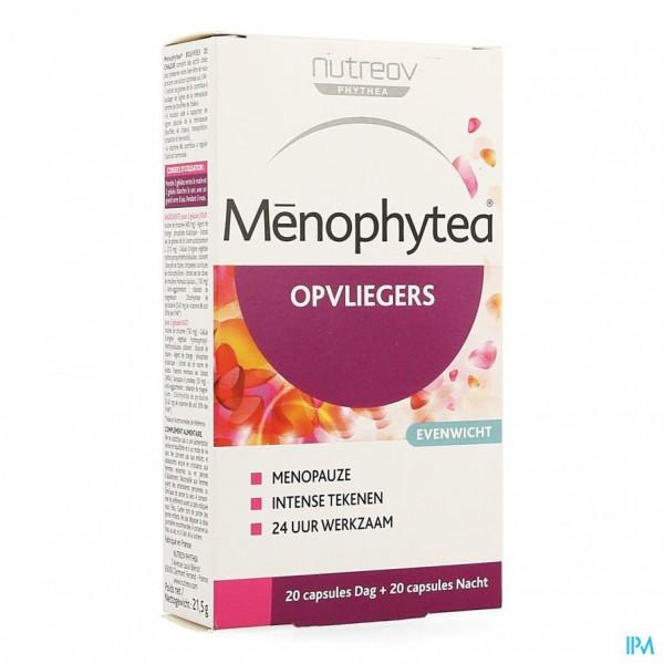 Menophytea Opvliegers Caps 40