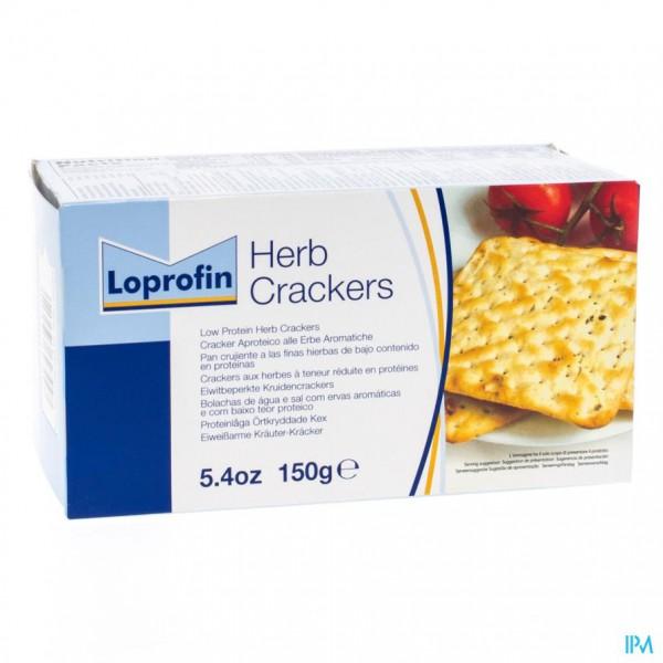 Loprofin Kruidencrackers 150g