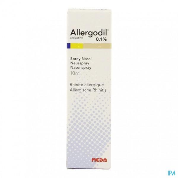 Allergodil Spray Nasal Fl 10ml