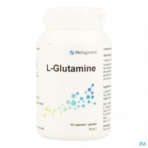 L-GLUTAMINE              CAPS  90 534   METAGENICS
