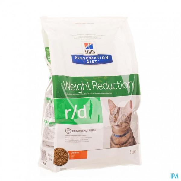 Hills Prescrip.diet Feline Rd 5kg 4318r