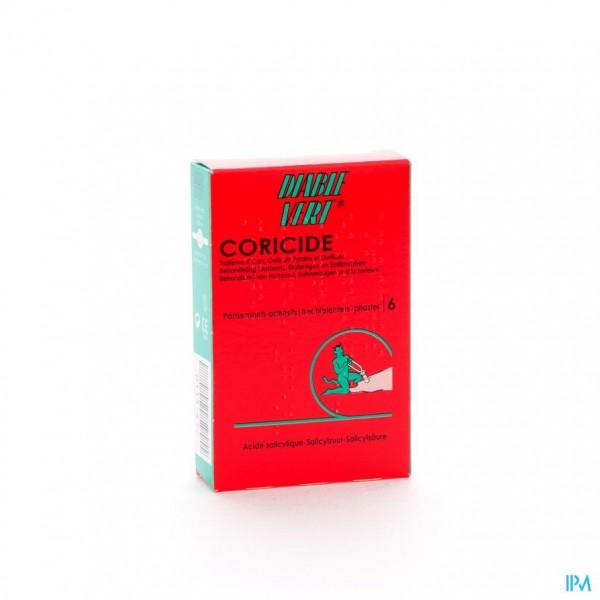 GROENE DUIVEL EKSTEROGEN PLEISTERS    6 COLIN