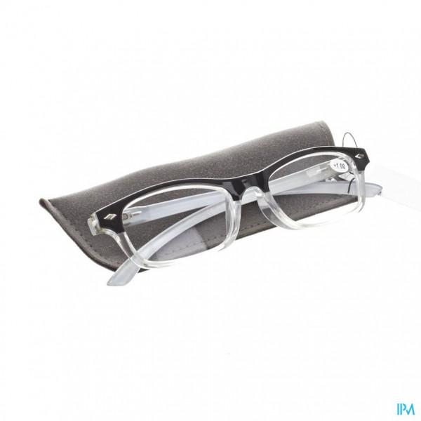 Pharmaglasses Leesbril Diop.+1.00 Grey